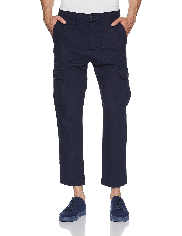 TALLA W38 (Talla del fabricante: 48). Celio Loking, Pantalones para Hombre