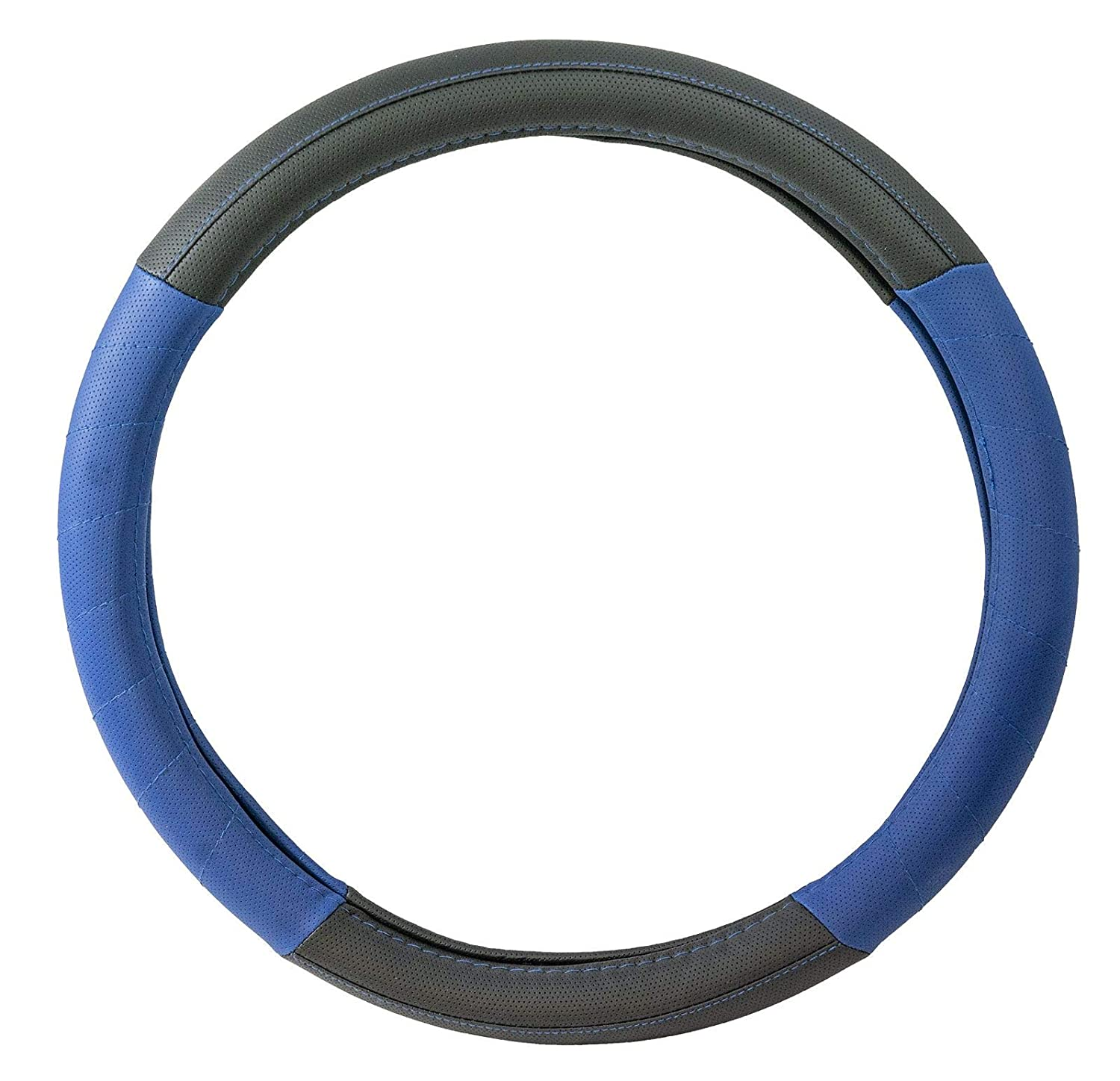 UKB4C Blue Steering Wheel /& Seat Cover set for Hyundai I30 All Years