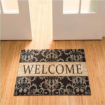 QIANMO Colchones colchón Carpet colchones colchones colchones Alfombras alfombras de Cocina, de 75 * 45
