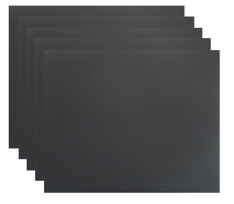 GOCHANGE 80 bis 3000 Kornung,15 Arten... 45PCS Handschleifer Schleifpapier Set