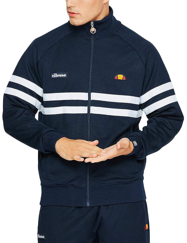 3f6163cc43 ellesse Rimini Track Jacket | Navy/White