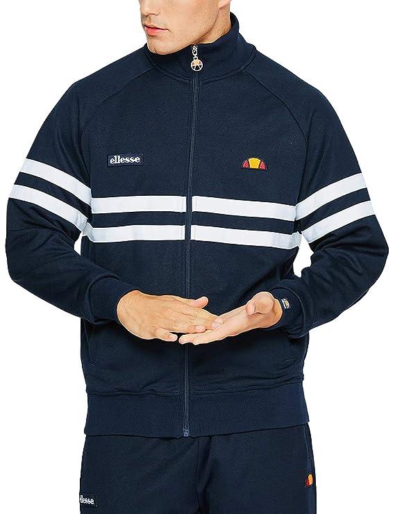 09102c76 ellesse Rimini Track Jacket | Navy/White