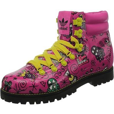 Adidas JS Face Hiking Boot M18988 Unisex - Erwachsene Sneaker / Freizeitschuhe / Wanderschuhe Pink