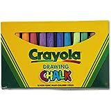 BIN510403 - Crayola Colored Drawing Chalk