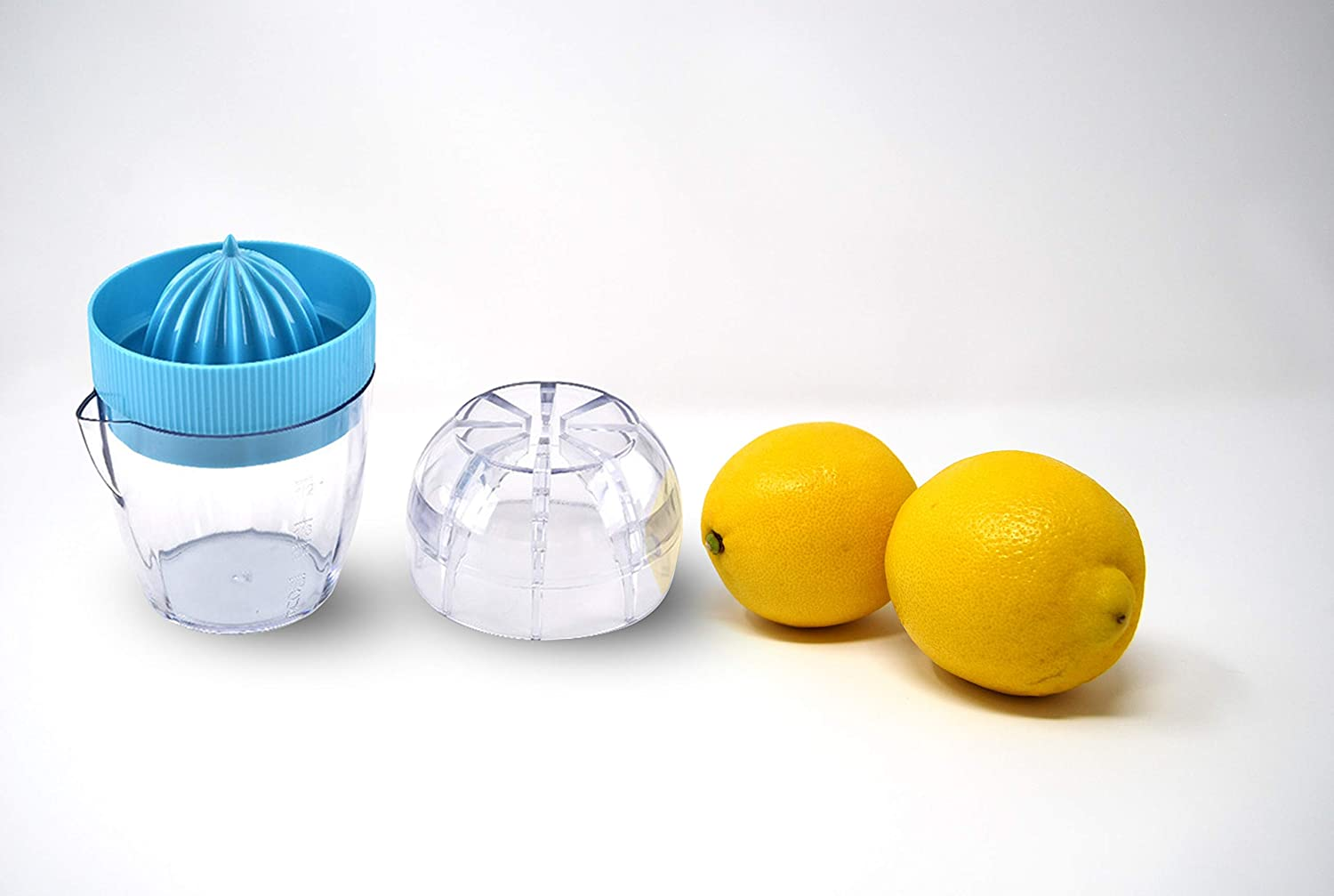 Metabao Manual Mini Lemon and Lime Squeezer Juicer with Measuring Cup
