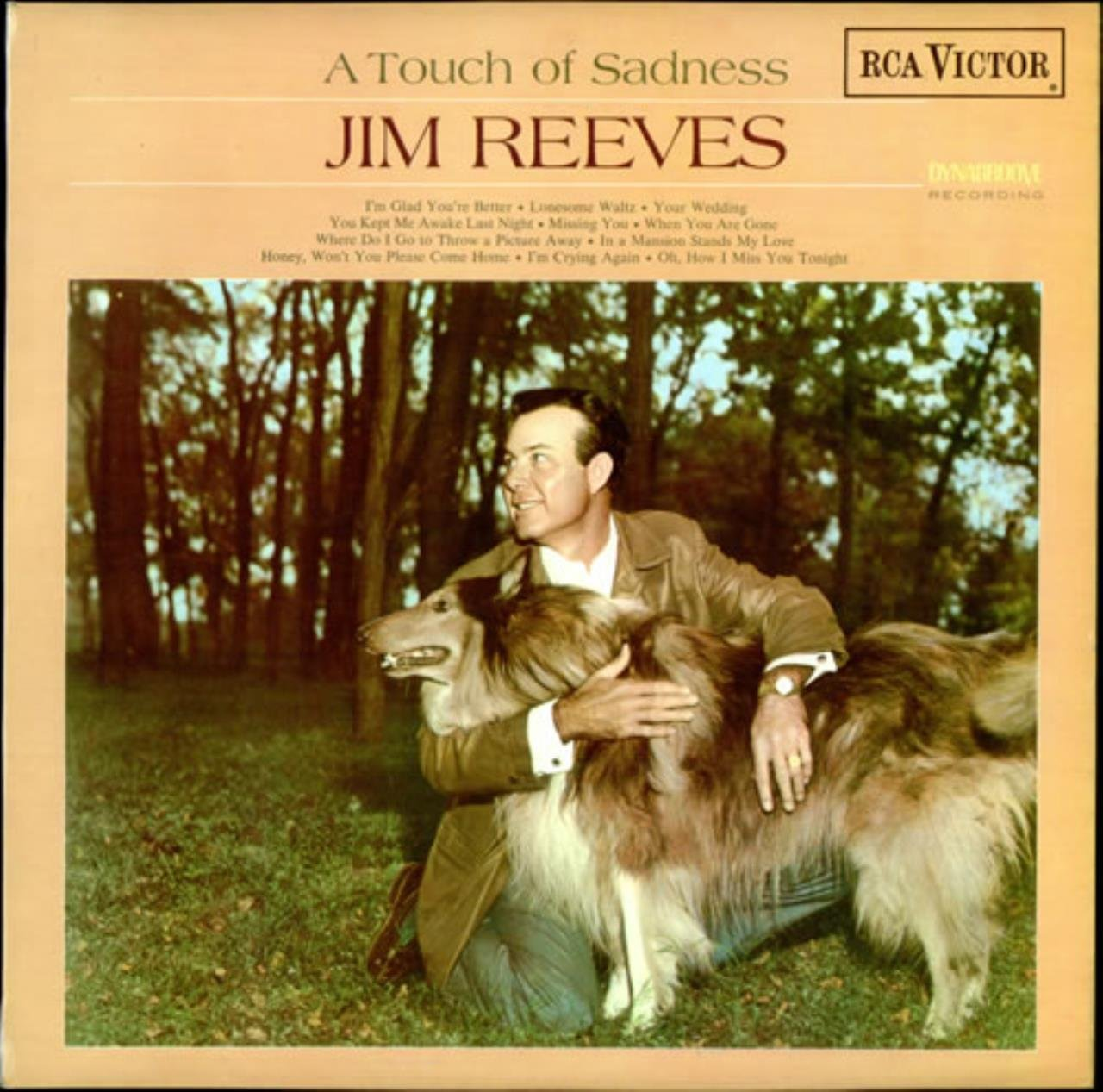 Jim Reeves - A Touch Of Sadness - Amazon.com Music