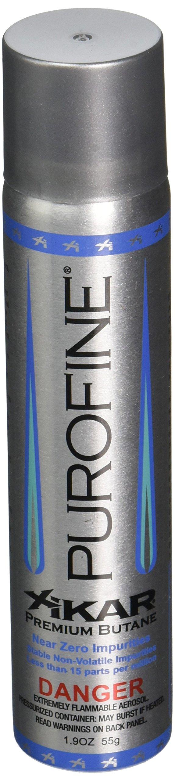 Xikar Premium Butane Fuel Refill for Lighters
