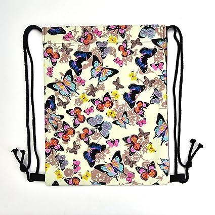 Amazon.com | Fashion Outdoor Sports Casual Satchel Rucksack Bundle Pocket Drawstring Bag | Drawstring Bags