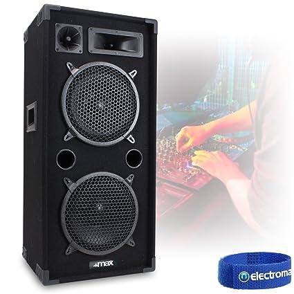 Excellent Max Skytec 2X10 Inch Dual Passive Speaker Bedroom Dj Home Audio Hi Fi Disco P Download Free Architecture Designs Rallybritishbridgeorg