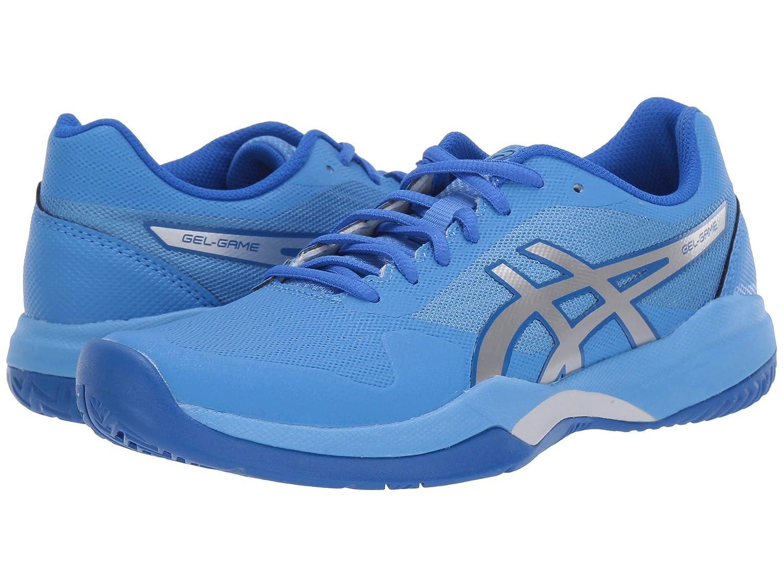 【今日の超目玉】 [アシックス] 23.5 レディースランニングシューズスニーカー靴 [並行輸入品] B07N8FD61M Gel-Game 7 [並行輸入品] B07N8FD61M Bluecoast/Silver 23.5 cm B 23.5 cm B|Bluecoast/Silver, 健康ショップ!メガヘルス:80b92851 --- a0267596.xsph.ru