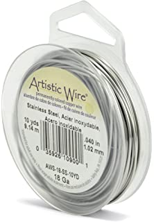 Amazon.com: 3.5 lb. Coil 16-Gauge Stainless Steel Tie Wire