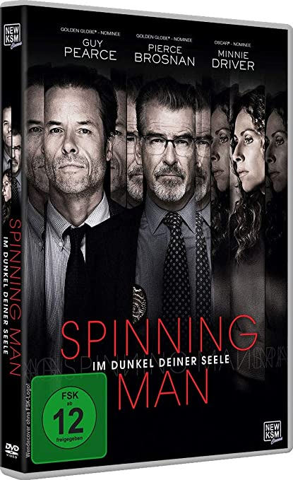 Spinning Man - Im Dunkel deiner Seele Alemania DVD: Amazon.es: Guy ...