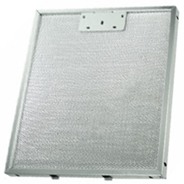 305/x 265/mm, pack de 1/o 2 Spares2go aluminio grasa malla filtro para Creda BHC60/BHC100/campana Ventilador rejilla de ventilaci/ón 1 filtro