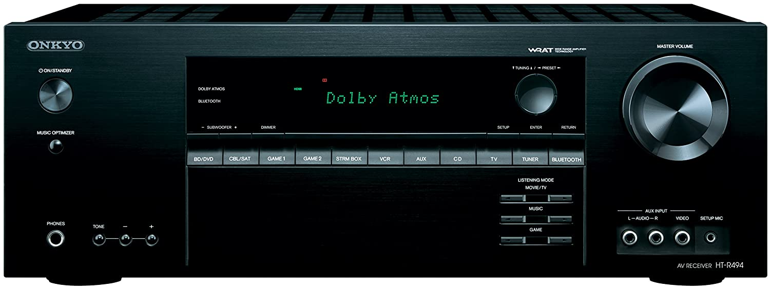 Amazon.com: Onkyo HT-S7800 5.1.2 Ch. Dolby Atmos Home Theater Package: Home  Audio & Theater