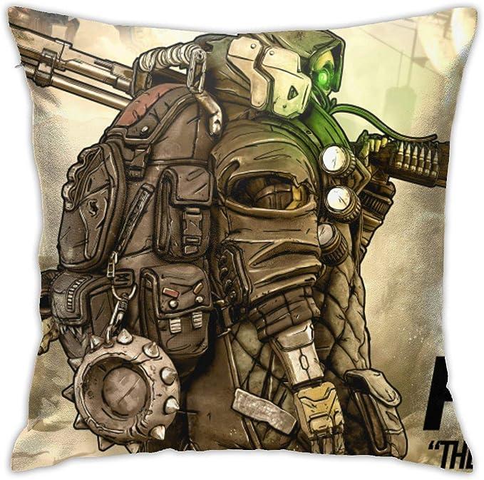 borderlands body pillow