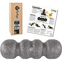 Rollga Fasciarol, standaard, grijs - 45 cm, gepatenteerde 4-zone vorm