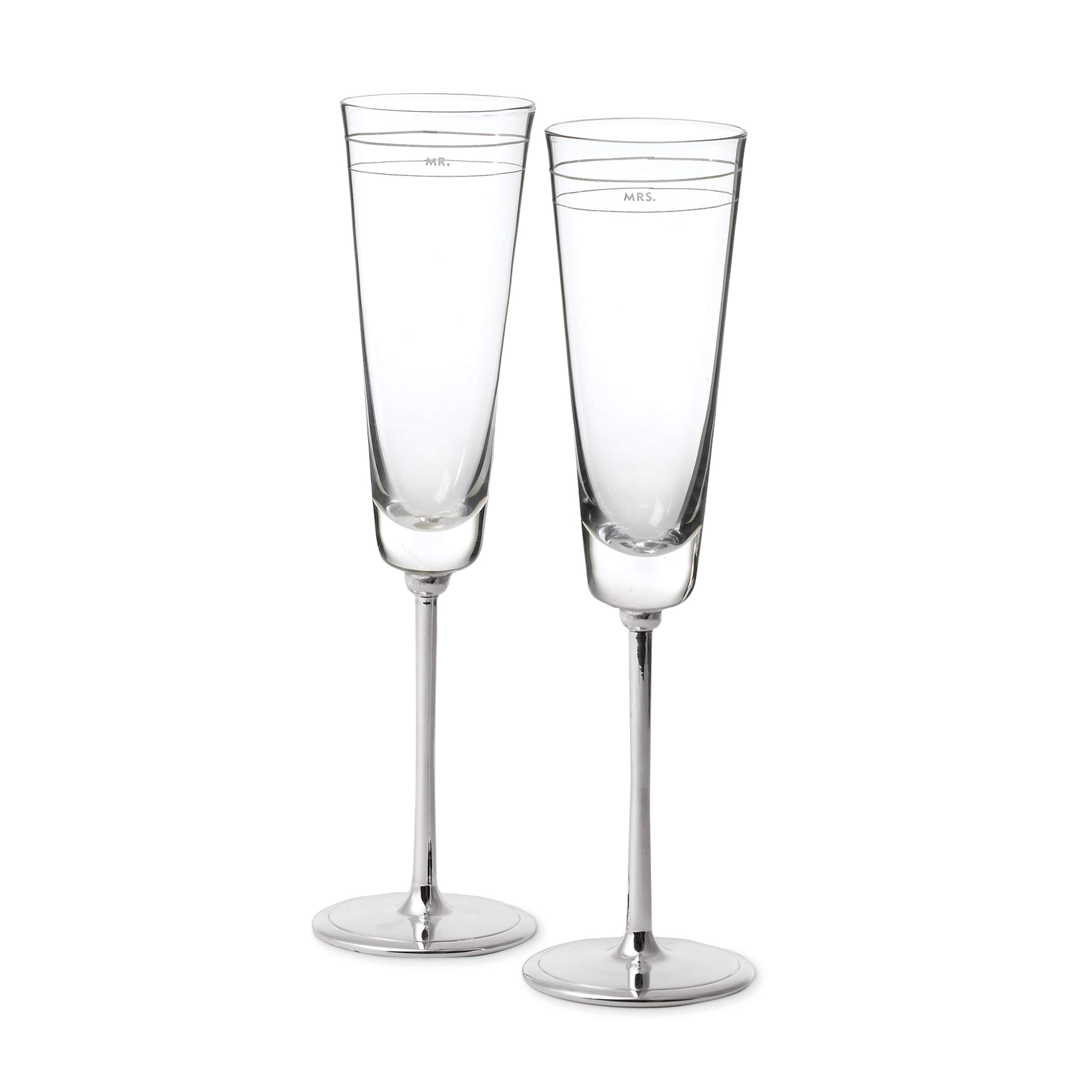 Kate Spade New York 792160 Darling Point champagne glass