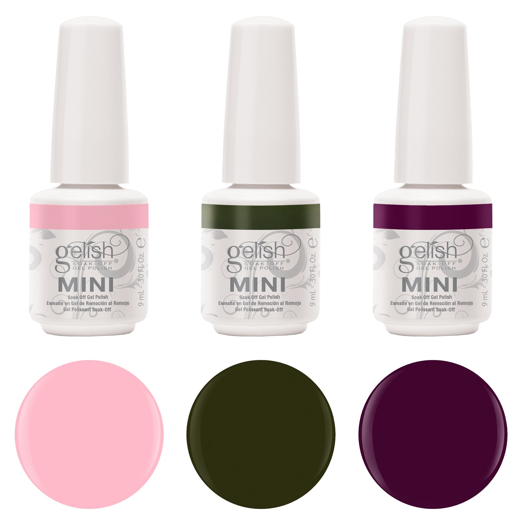 Gelish Harmony Complete Starter Led Gel Nail Polish Kit with 5 Additional Colors by Gelish (Image #6)