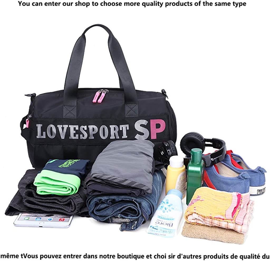 ZOUQILAI Outdoor leisure waterproof sports fitness training yoga package wet and dry separation swimming bag multi-color selection