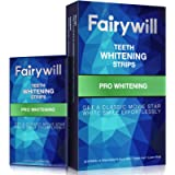 Teeth Whitening Strips Non-Slip Professional Teeth Whitener, 14 Treatments 28 Strips, Removes Stains in 30 min, Safe for…