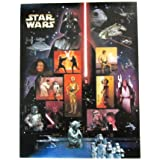 Star Wars Collectible Sheet of Fifteen USPS Postage Stamps