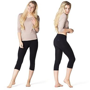 Beauty SleepLeggings ALHENA - Shorts de nuit Anti-Cellulite (3/4 Capri  Leggings): Amazon.fr: Vêtements et accessoires