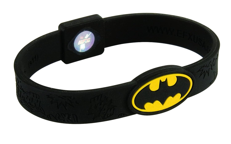 Batman EFX 8 Wristband Diamond Comic Distributors SISB080105WBBM