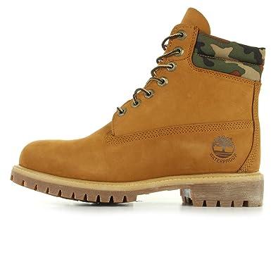 Timberland 6 IN Boot 6611 A, botines hombre, Beige (beige), 40: Amazon.es: Zapatos y complementos