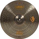 "Meinl 21"" Ghost Ride - Brann Dailor Signature Classics Custom Cymbal with Dark Finish, Made in Germany, 2-YEAR WARRANTY…"