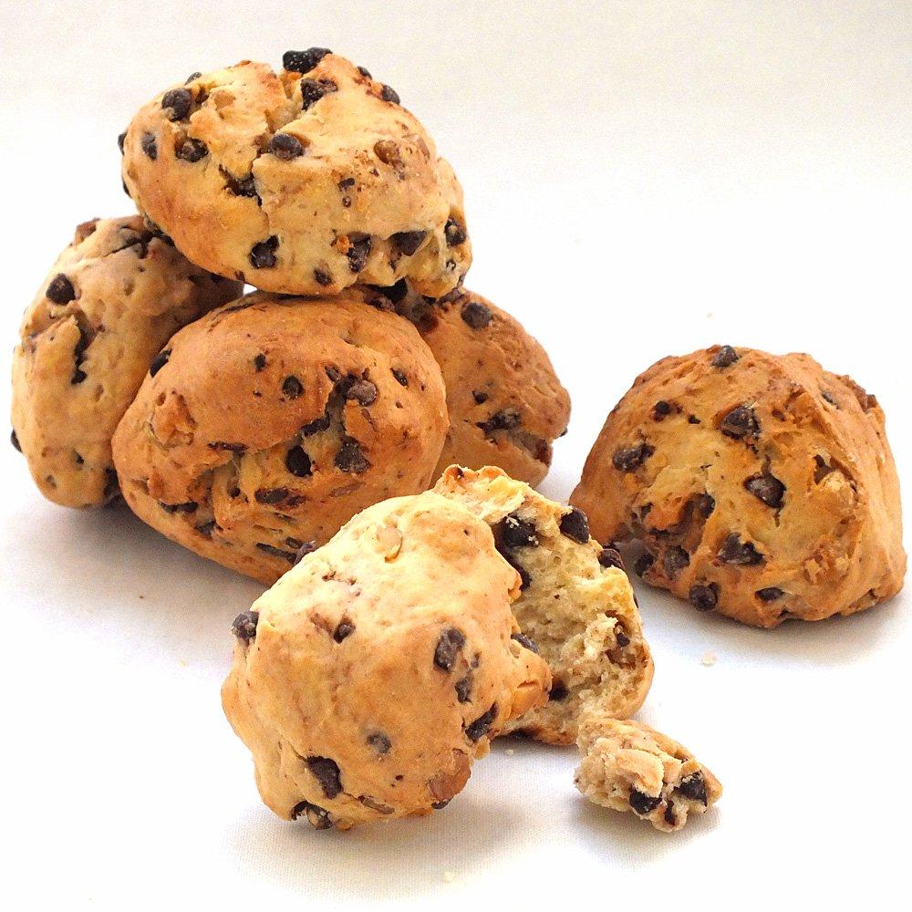 成城石井自家製 チョコと胡桃のスコーン