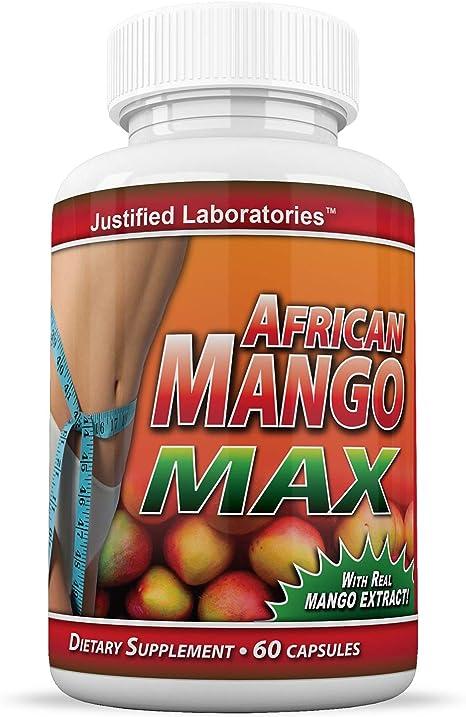Amazon Com African Mango Max 1200 Extract Irvingia Gabonensis