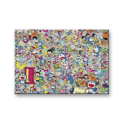 Doraemon Doraemon Cat 1000 Piece Adult Wooden Puzzle Children Toy D-20-4-17: Home & Kitchen