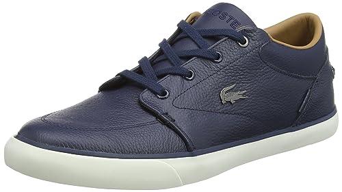 250e26d40 Lacoste Men s Bayliss 118 1 Cam Trainers  Amazon.co.uk  Shoes   Bags