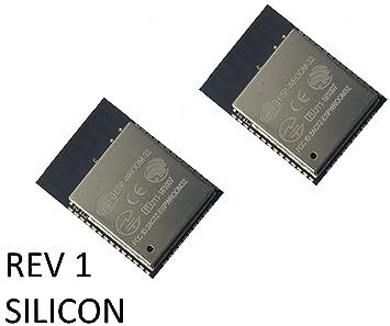 inspiration viper vsm200. Image Unavailable Amazon com  ESP WROOM 32 Pack of 2 Espressif ESP32 Rev 1 Silicon