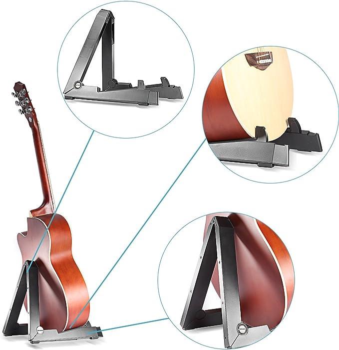 Neewer® Universal Plegable Plegable Ligero portátil para Guitarra ...