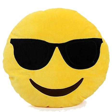 Ducomi® - Cojines con diseño de emoji