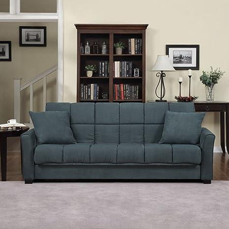 Amazon.com: Baja convert-a-couch y sofá cama, múltiples ...
