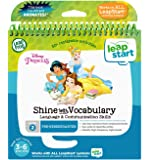 LeapFrog Leapstart Book- Disney Princess, shine With Vocabulary