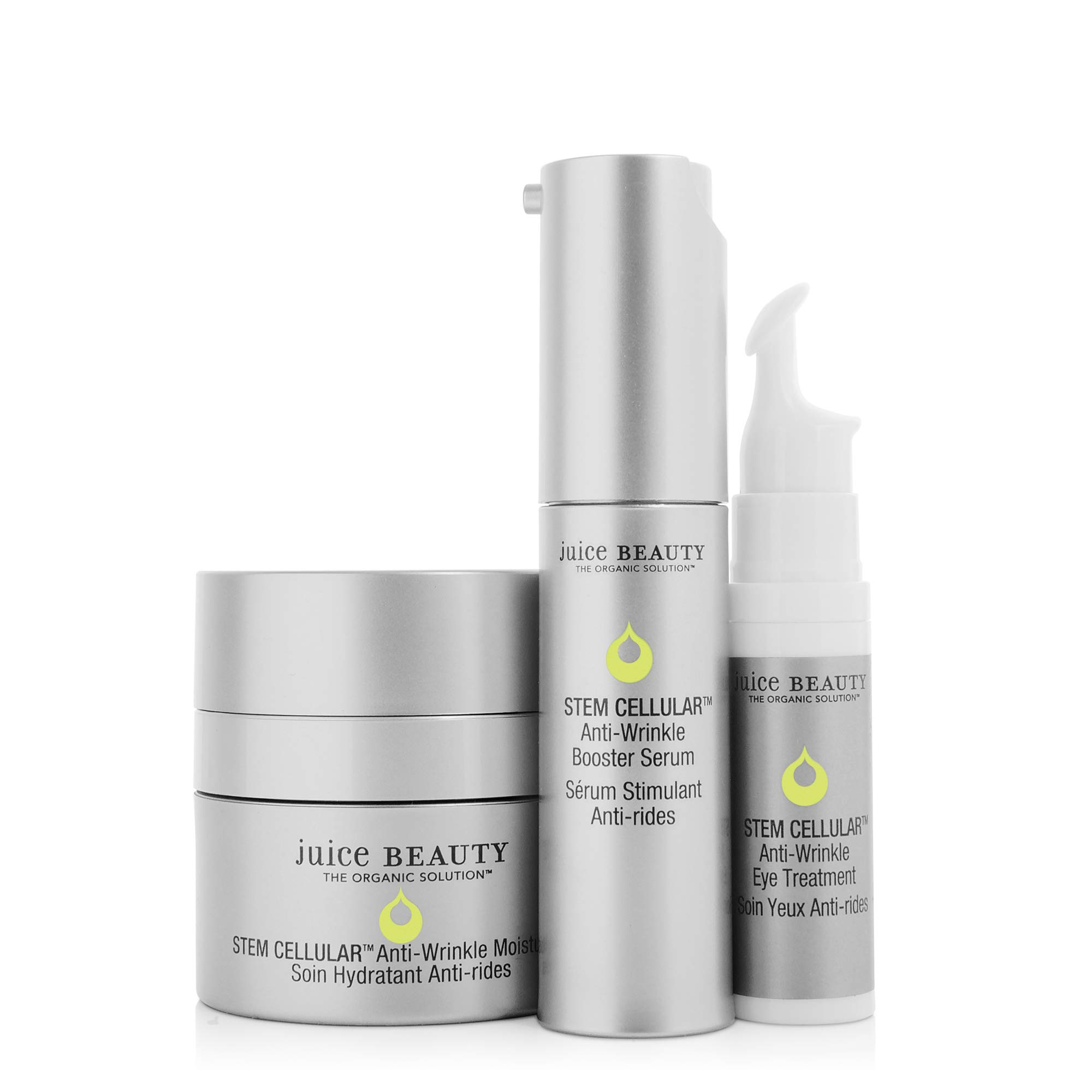 Juice Beauty Stem Cellular Anti-Wrinkle Solutions Kit by Juice Beauty