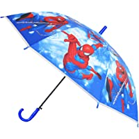 ShopCash Beautiful Printed Automatic Umbrella for Kids (0-15 Years) Multicolor & Design (for Boys)