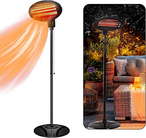 Patio Heater-1500W Electric Heater Outdoor