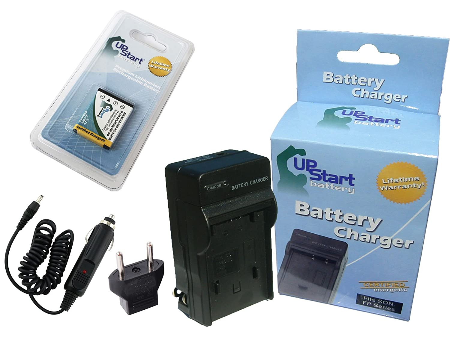 Amazon fujifilm finepix z90 battery and charger with car plug amazon fujifilm finepix z90 battery and charger with car plug and eu adapter replacement for fujifilm np 45 np 45a digital camera batteries and fandeluxe Choice Image