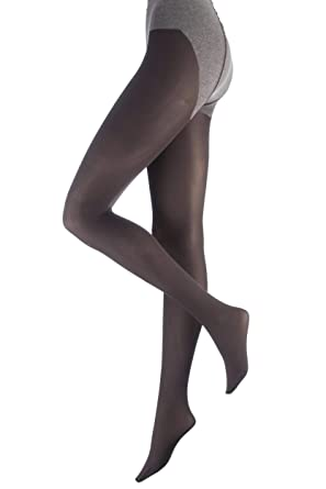 b649e0140 Ladies 1 Pair Trasparenze Perdue Sophie 70 Denier Maternity Tights In 2  Colours  Amazon.co.uk  Clothing