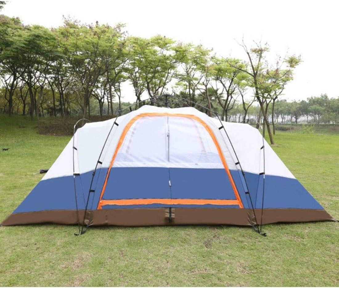 JESSIEKERVIN YY3 Tienda de campaña al Aire Libre de Dos Habitaciones y una Sala (Size : 5-8P): Amazon.es: Deportes y aire libre