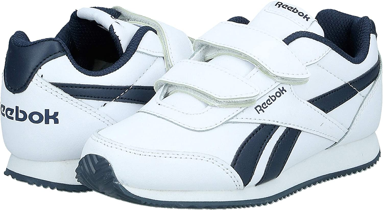 Bianco Reebok Jungen Royal Cljog 2 2v Fitnessschuhe