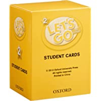Let's Go 4/E: 2 Student Cards