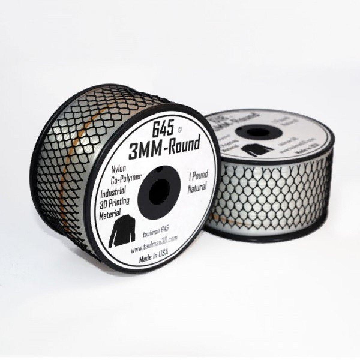 Taulman 645 Nylon 3 mm Filamento impresora 3d filamento para ...