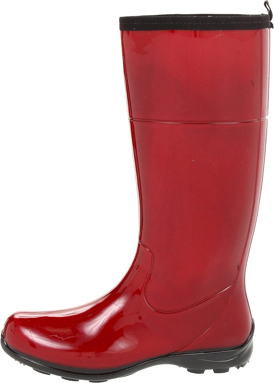 Kamik Women's Naomi Rain Boot B0041FI62O 8 B(M) US Red