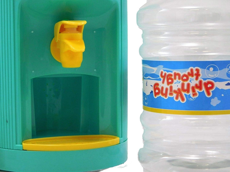 Allkindathings - Dispensador de Agua (8 Gafas, 2,5 L ...