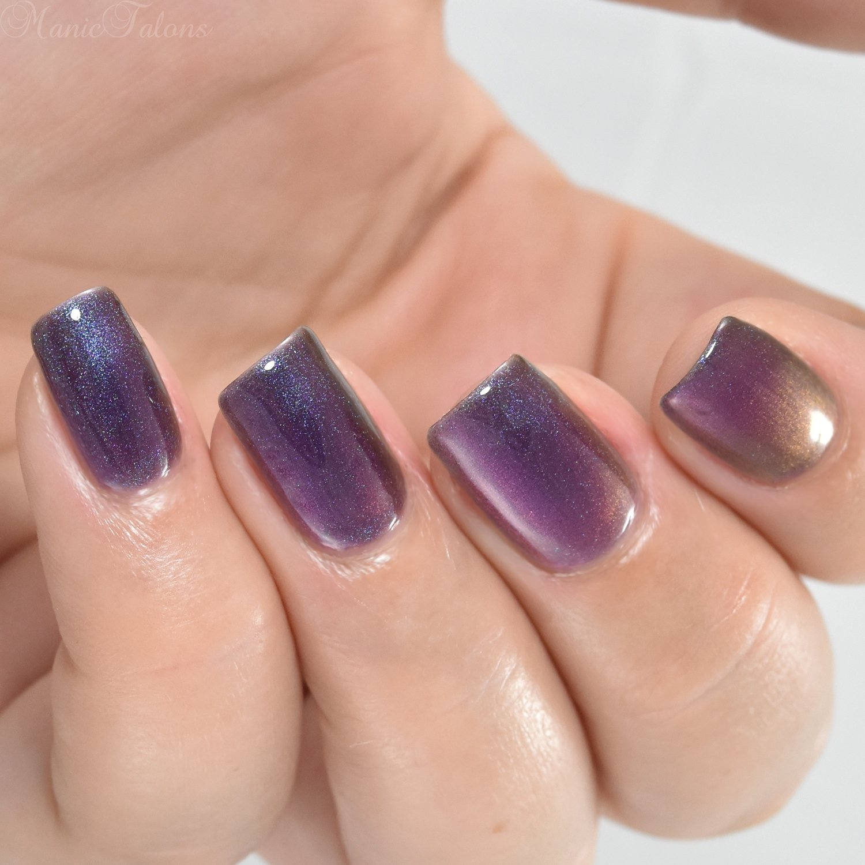 Amazon.com : BMC Iridescent Micro Shimmer Duotone Gel Nail Lacquers ...